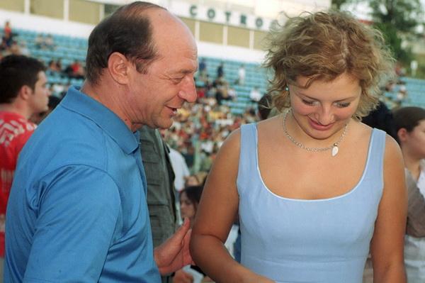 Traian Băsescu și Ioana Băsescu