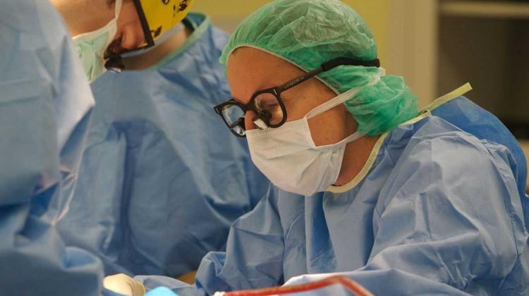 Первые сосудистые хирурги