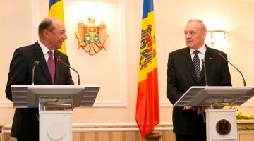 Întîlnire prezidențială la Iași