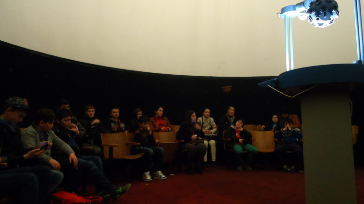Planetariu UAIC