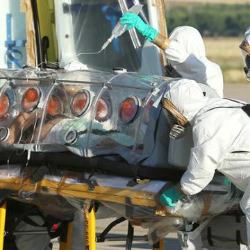 ebola carantina