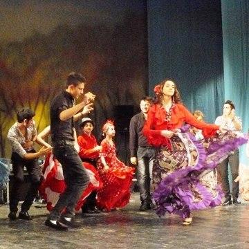 dansul romilor