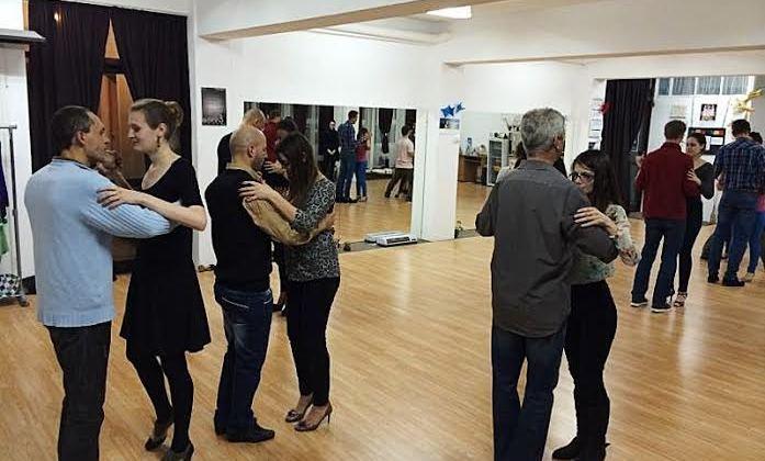 Atelierul de Tango