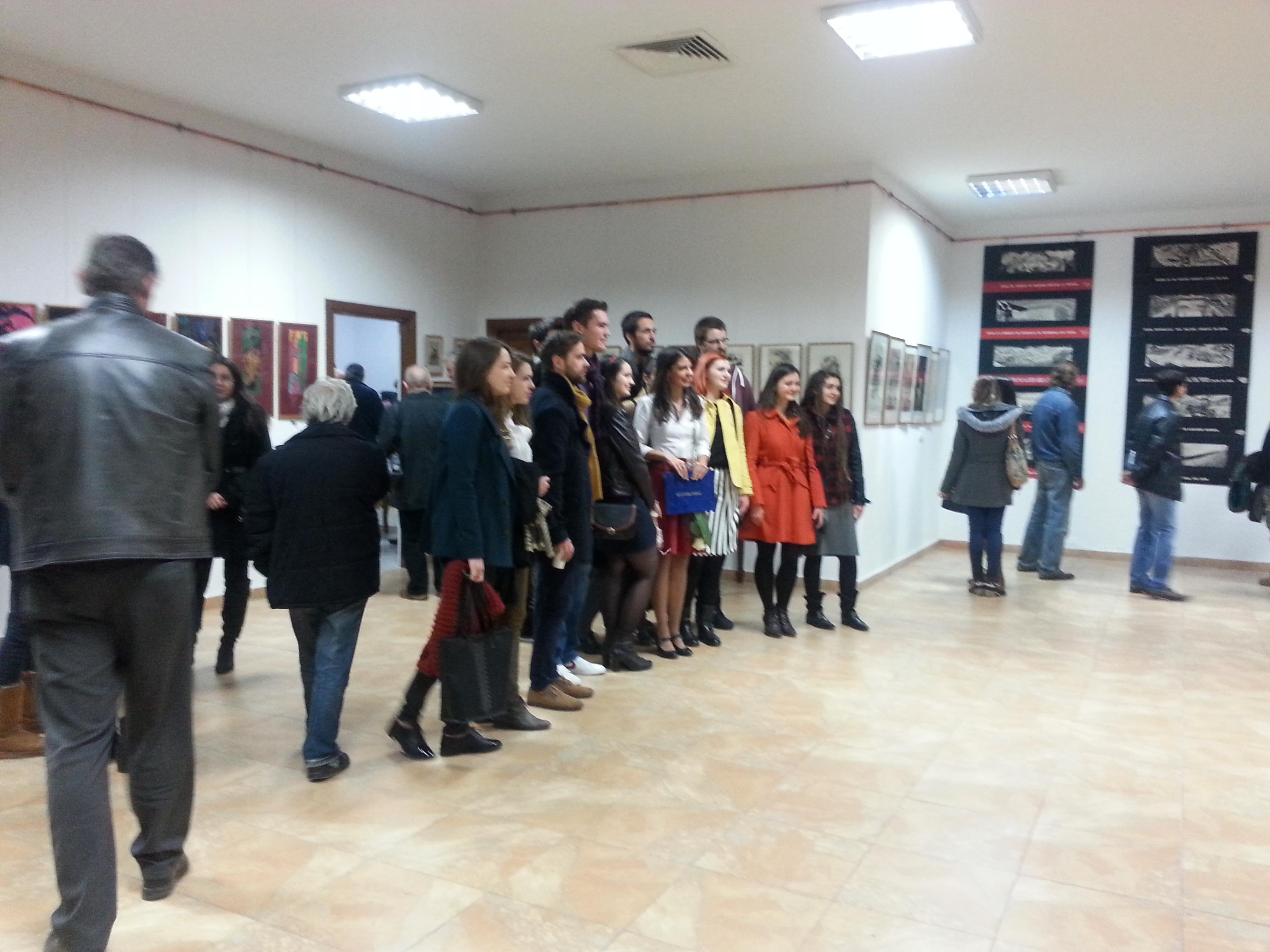 Basmul românesc în galeriile germane