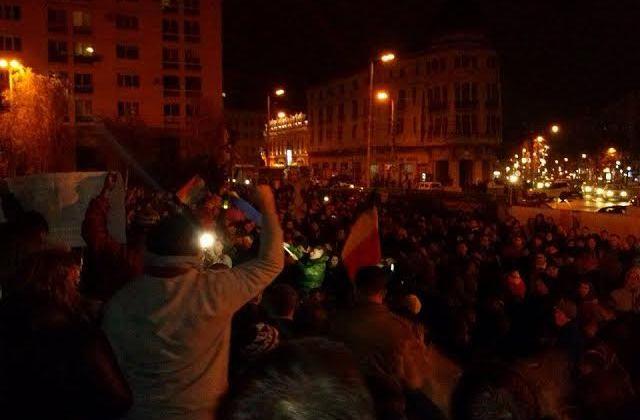 Protest Iași