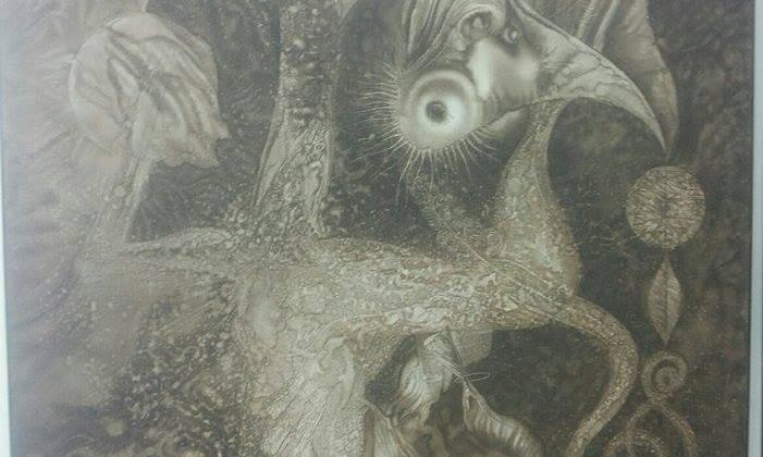 Din expoziția Călătora, la Iași