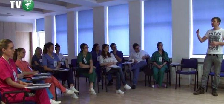 Studenții de la UMF se întrec în MedChallenge