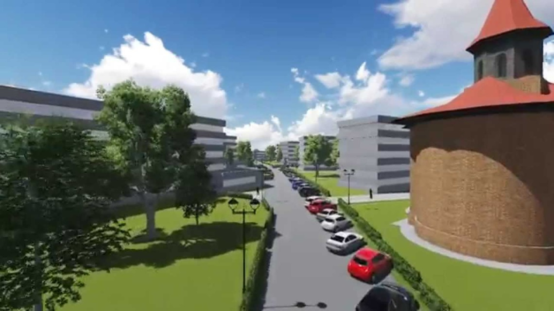 Macheta Campus Tudor Vladimirescu