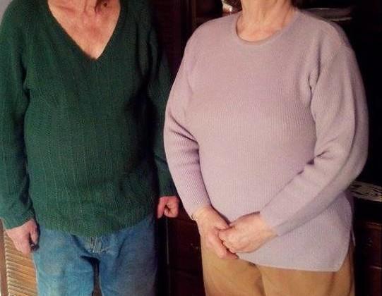 Soții Constantin și Maria Lungu