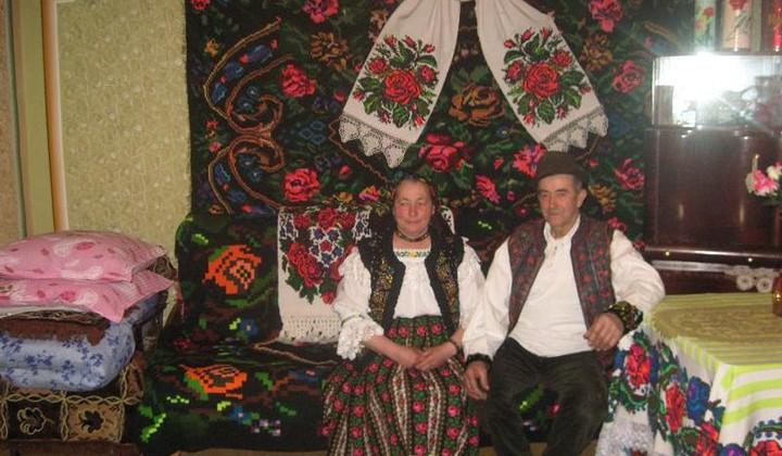Familia Pricop din Maramureș