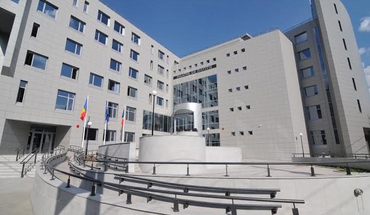 Palatul de justitie Iasi