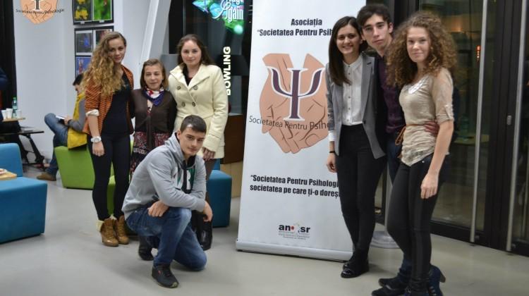 Workshop despre vorbitul în public, organizat de studenții de la Psihologie