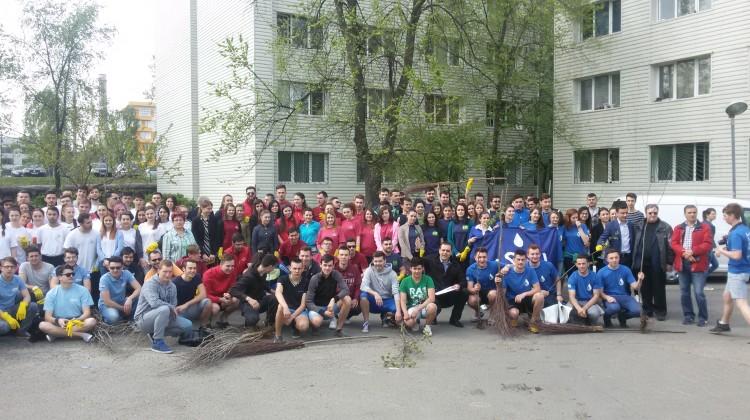Ecologizare Campus Tudor Vladimirescu
